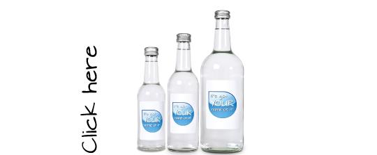 promotional water   plastic bottles   water 24 7